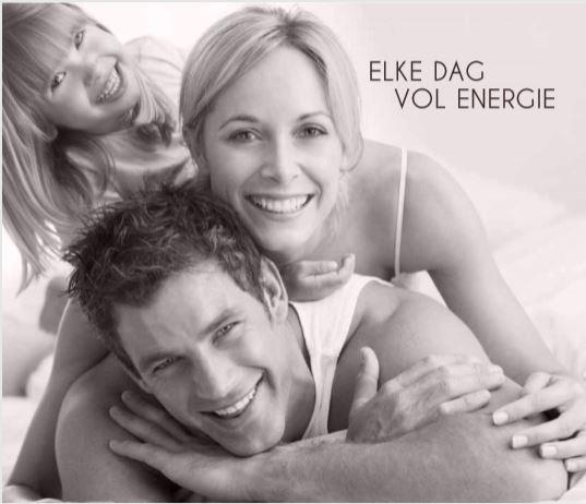 Elke dag vol energie
